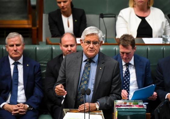 Minister Ken Wyatt