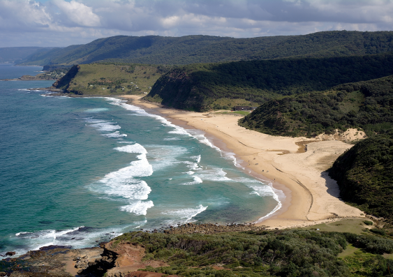 Garie Beach NSW