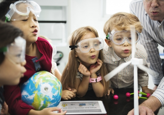 UNSW program for gifted children