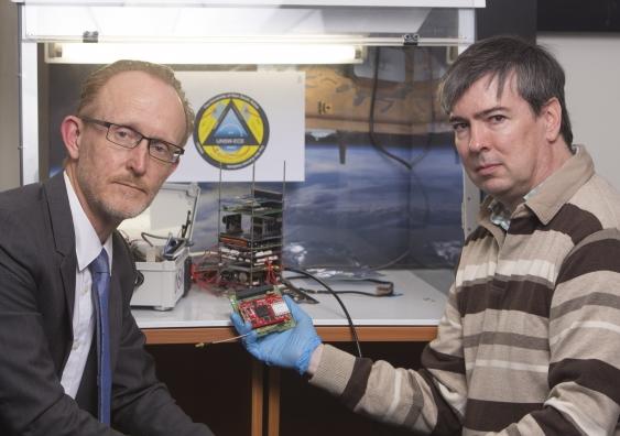 Professor Andrew Dempster and Dr Eamonn Glennon