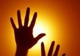 Hands inside