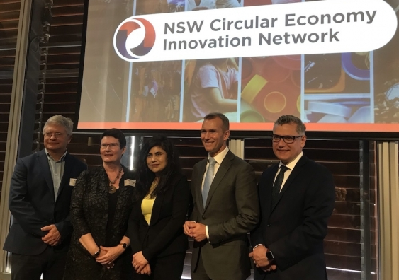 NSW Circular Economy Innovation Network