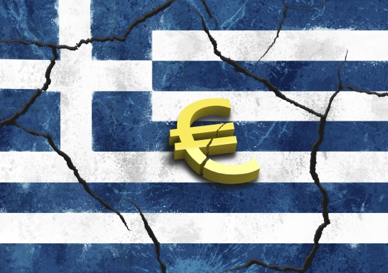 Greece euro cracks
