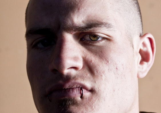 Thug face