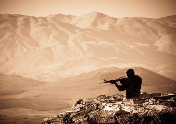 Terrorism, Syria