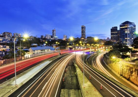 Sydney motorway
