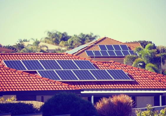 Solar panels australian government
