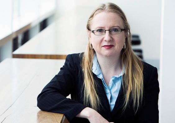 School of Taxation & Business Law academic, Kathrin Bain