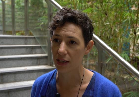 Associate Professor Lizzie Muller