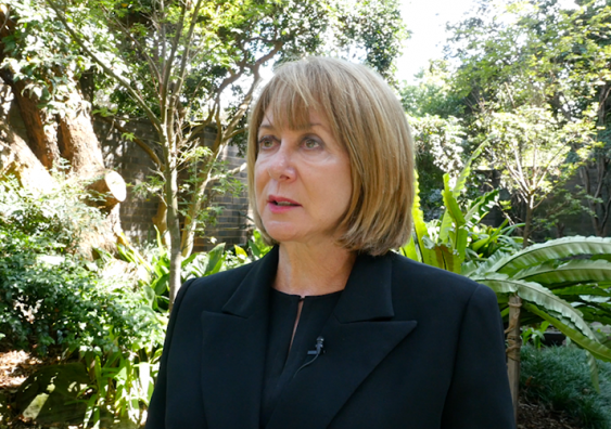 Professor Mary-Louise McLaws