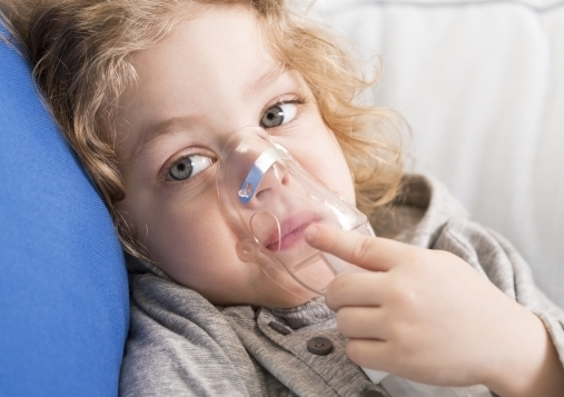 The world in which we live: today inhalers need children in almost every home