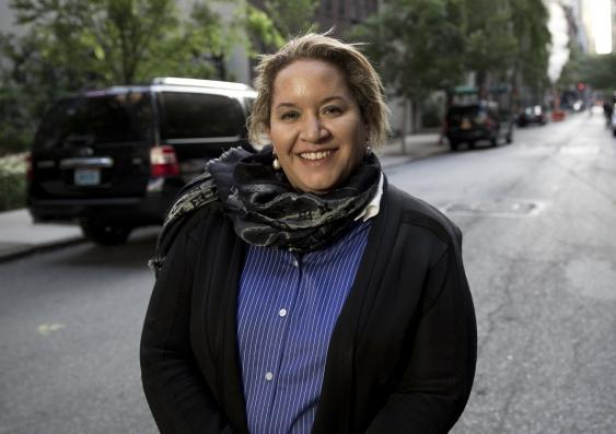 UNSW pro vice chancellor Megan Davis