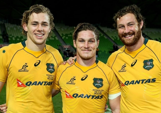Tries And Tutes Wallabies Star Mixes Unsw Student Life With International Rugby Unsw Newsroom