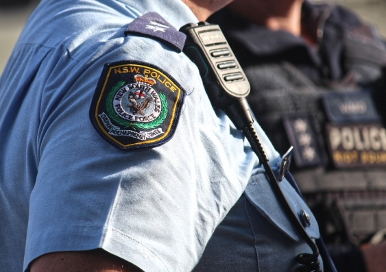 nsw police officer