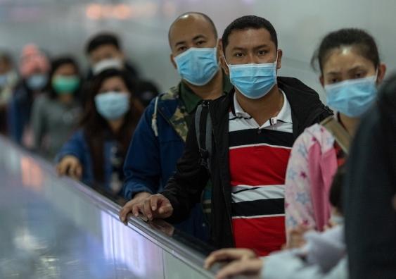 people wearing facemasks