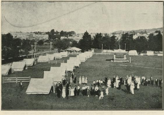 Queensland Quarantine Camp 1919