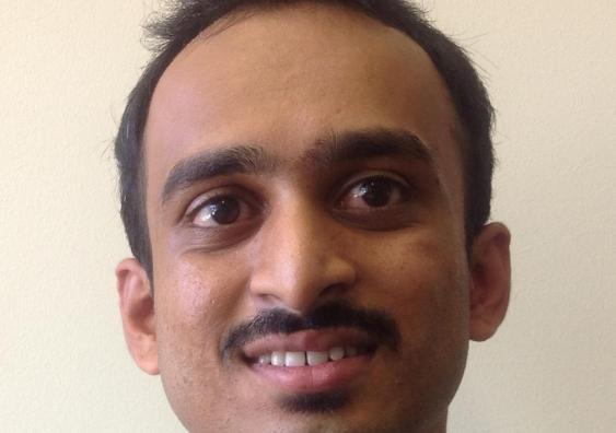 Ravi Rajarao cropped