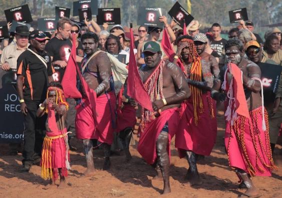 Recognise indigenous 1