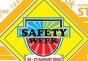 Safety week inside