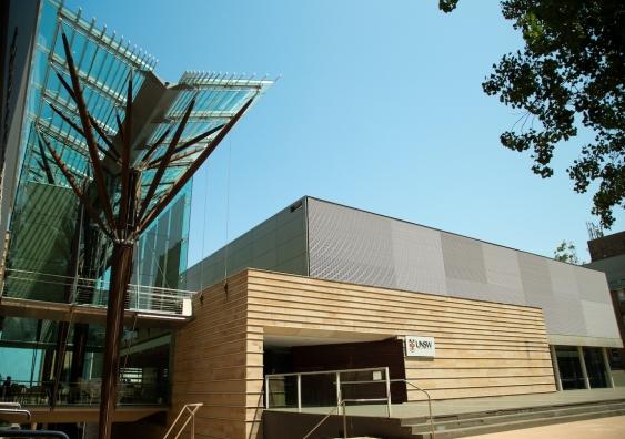 Scientia Building at UNSW