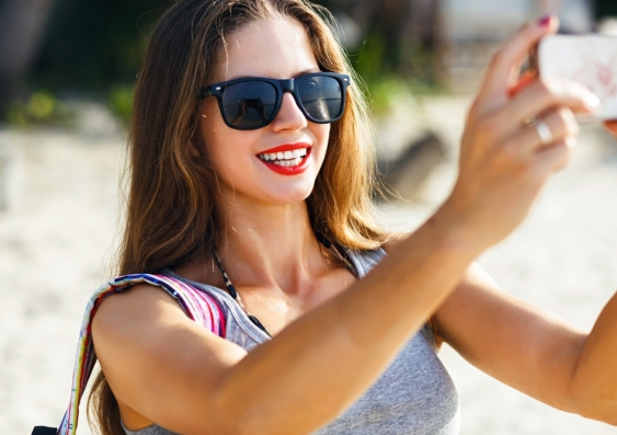 How to take sexy selfie