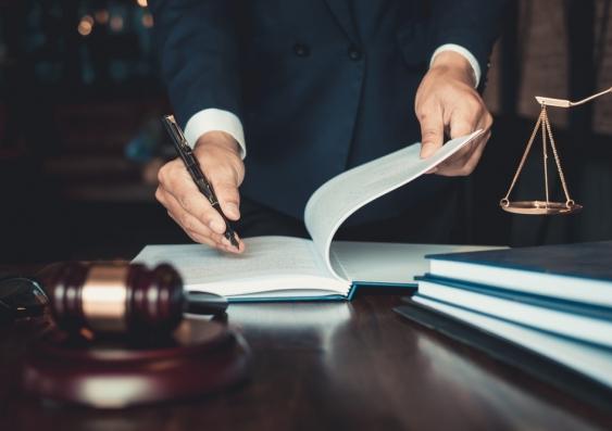 A legal signature