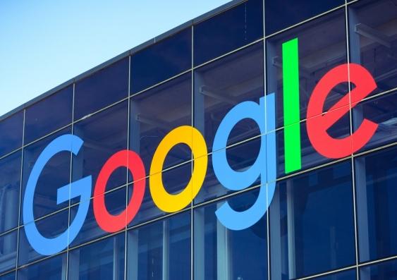 Google building in California