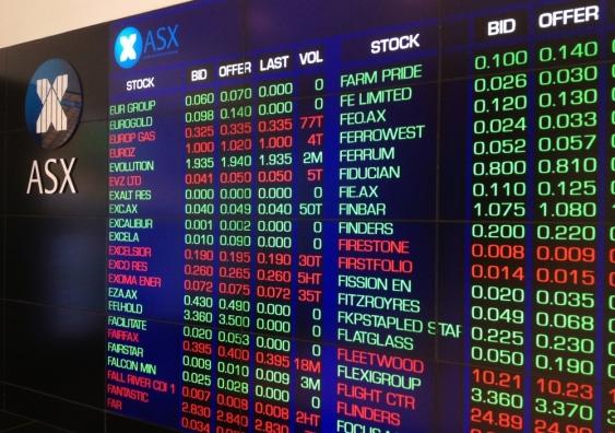 ASX stock market prices
