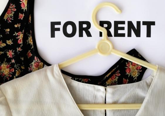 Rent clothes