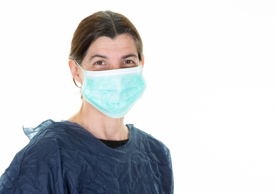 Women workers on the front-line are assets to our healthcare system. Image: Shutterstock.
