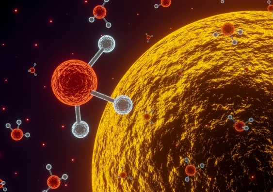 Phosphene molecules and Venus