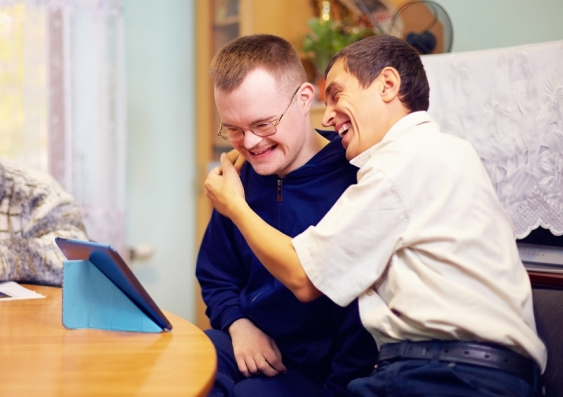 Disability care home