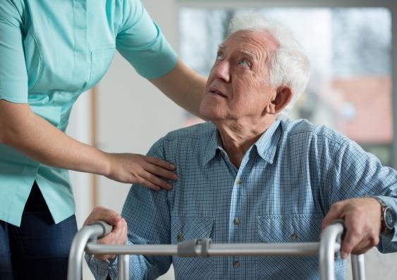 nursing home aged care