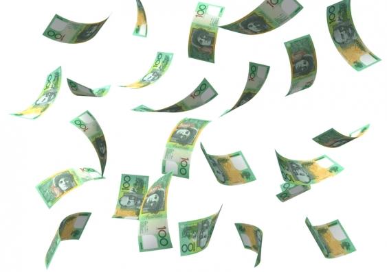 money windfall