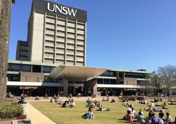 UNSW general campus library