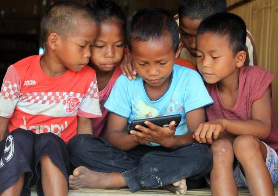 poverty technology
