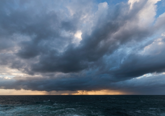 La Niña caused wet and cool weather conditions last summer