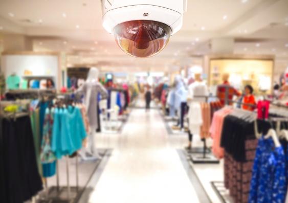 security camera shop