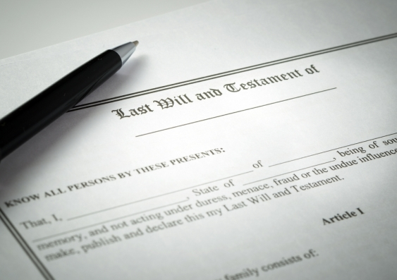 Appointing an executor requires careful consideration