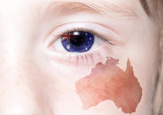 Australia child