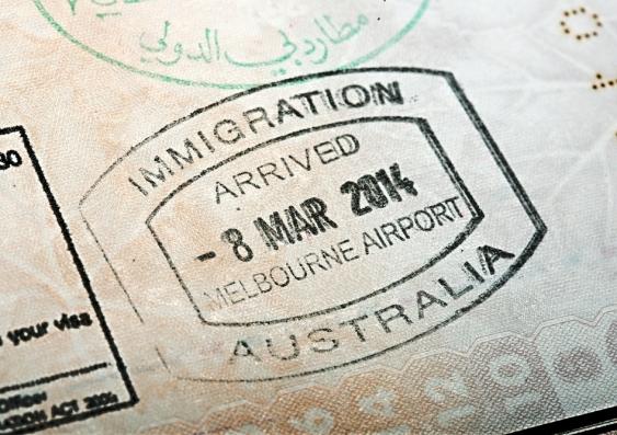 immigration visa passport