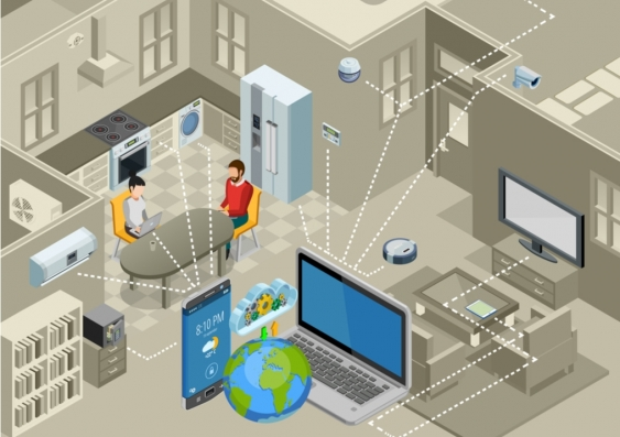 Home network Internet of Things