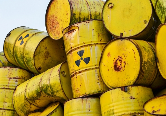 nuclear waste