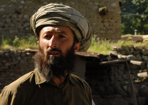 Afghan Taliban started giving their own villagers protection through trade routes