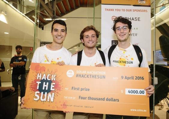 Solar Hackathon