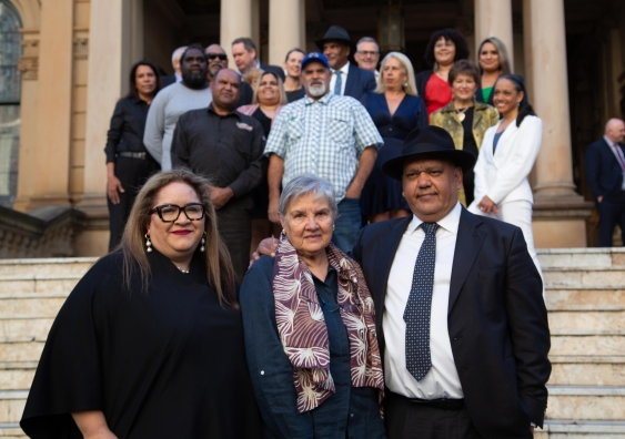 Sydney Peace Prize - Uluru Statement from the Heart