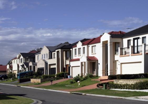 sydney housing estate