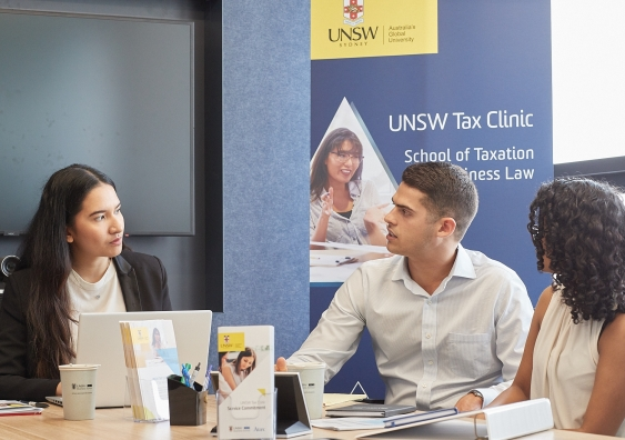 UNSW Tax Clinic
