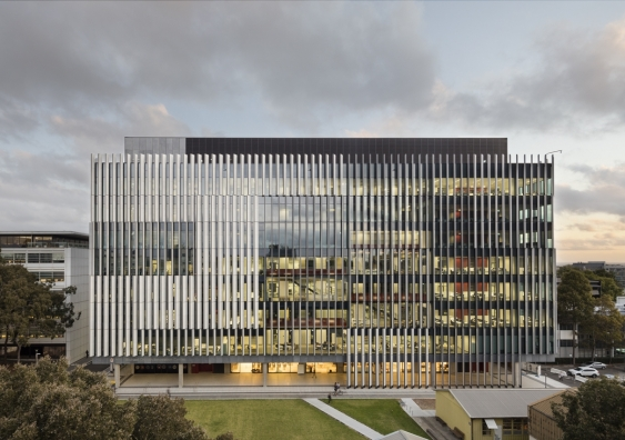 Premier Opens Unsw S Materials Science And Engineering