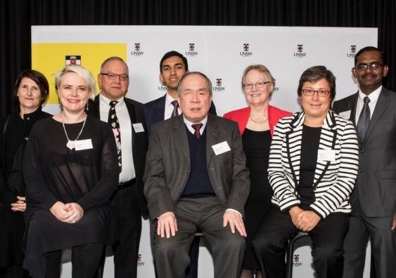 2018 UNSW Alumni Award winners high res